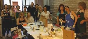 Jornada de Jabones en Barcelona