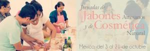 México Jornadas de jabones y cosmética octubre 2014