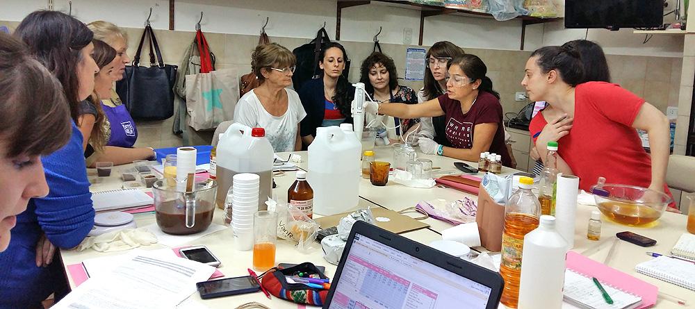 Buenos Aires, talleres de Jabonería junio 2017