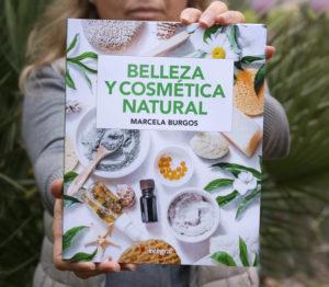 """Libro """"Belleza y Cosmética Natural"""""""