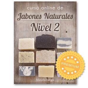 Curso Jabones Naturales Avanzados (plan premium)