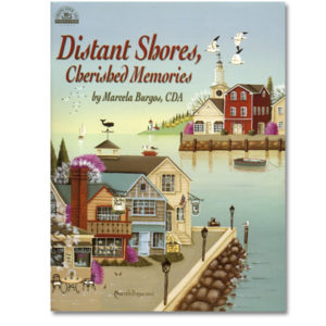 "Libro ""Distant shores, cherished memories"