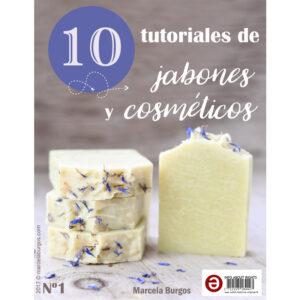 Libro Recetas de jabones y cosmética
