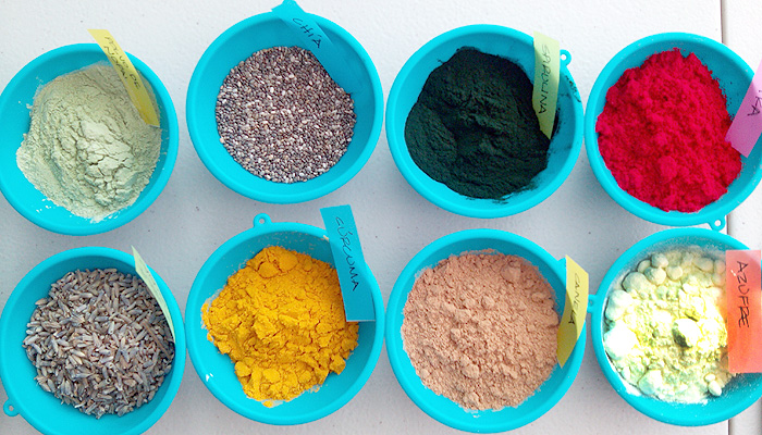 Los colorantes para jabón artesano (parte 2)
